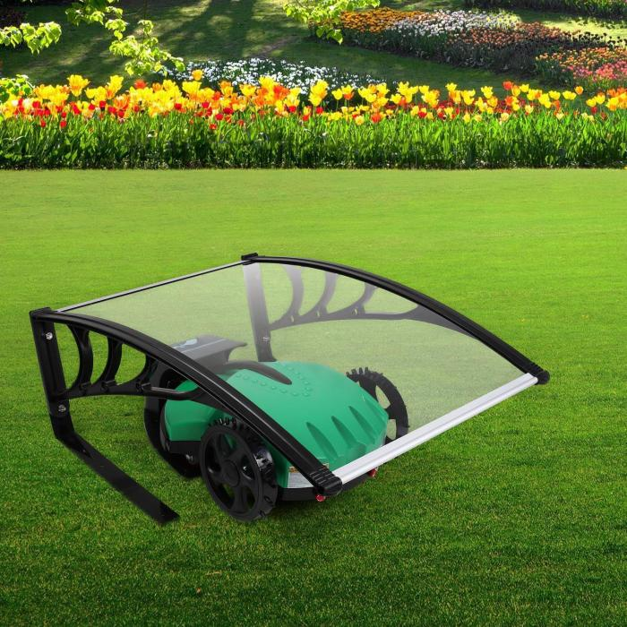 Covered Shelter For Lawnmower Rain Cover Hood For Garden Hero