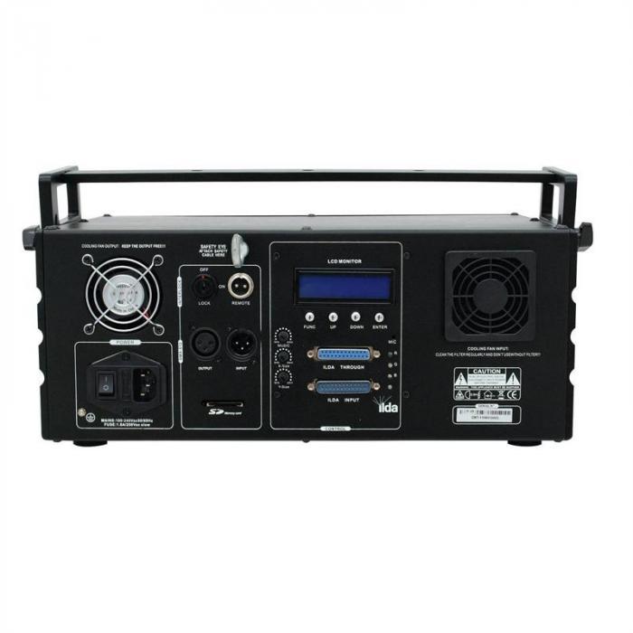 VLS-100G 30k Show Laser ILDA DMX Auto