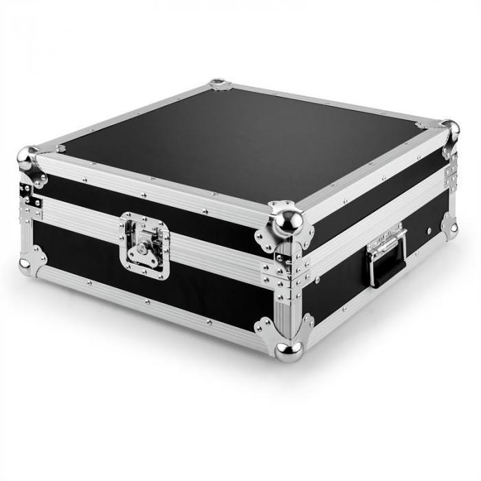 """Pro Mixer Case 19"""" Holz"""