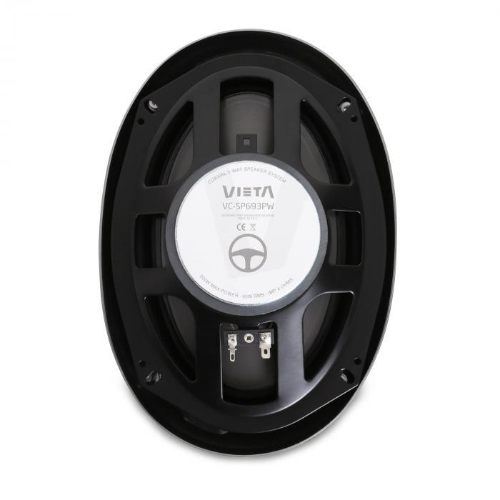 VC-PKPOWER Car-Hifi-Set 1300W