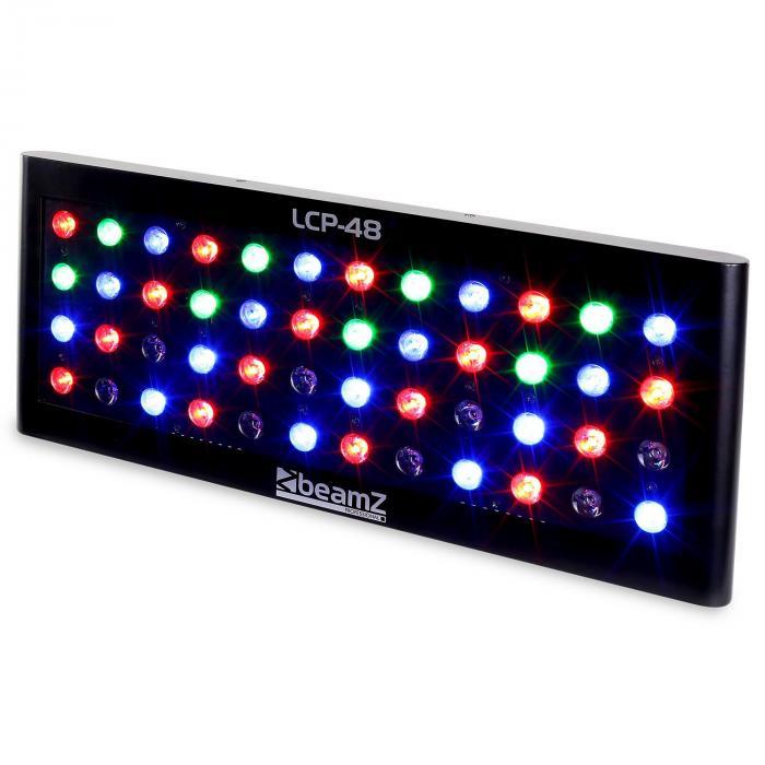 LCP-48 LED Colour Panel 48x 1W RGW DMX