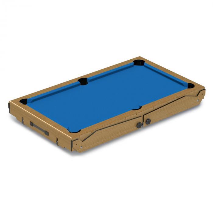 NCPRS-5 Billiard Pool Table Foldable 153 x 18 x 94cm
