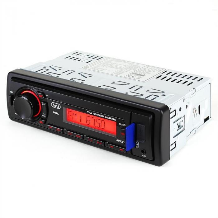 SCD 5715 autoradio USB SD AUX FM/AM RDS