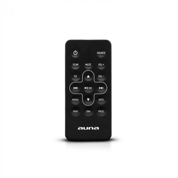 Stealthbar 50 2.1 Soundbar 100W max. Bluetooth DAB+ UKW AUX-In
