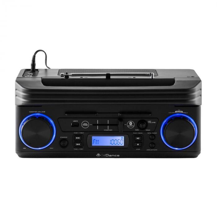 Energy XD2 Party-Lautsprechersystem Fader Mixer Bluetooth USB MP3