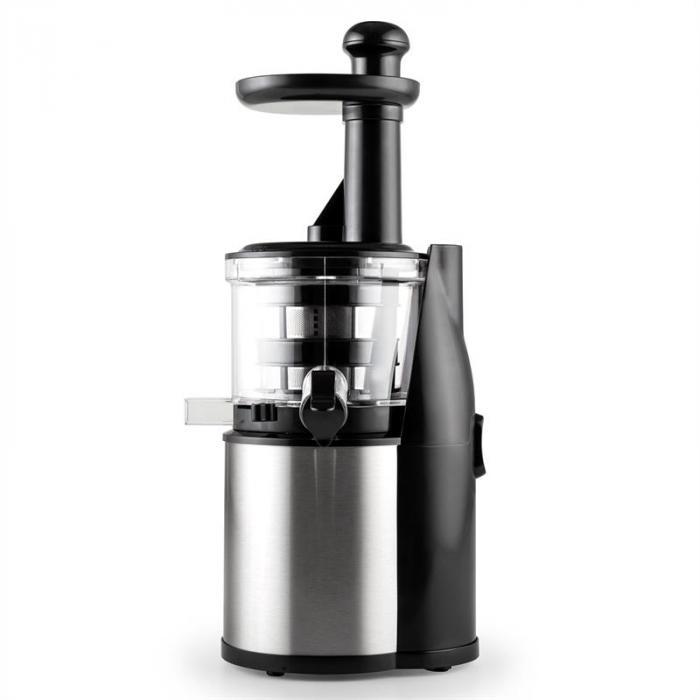 Welchen Slow Juicer Kaufen : Flowjuicer Entsafter Slow Juicer 200W 80 U/min Edelstahl ...