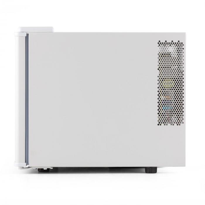 Geheimversteck minijääkaappi minibaari 17 l 50 W A+ valkoinen