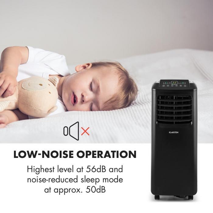 Pure Blizzard 3 2G 3-in-1 Air Conditioner 7000 BTU Black