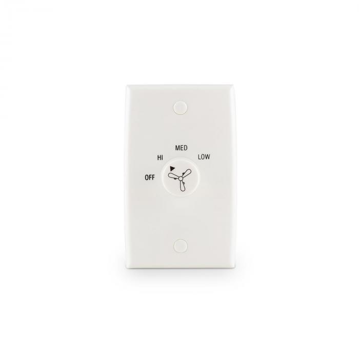 Spin Doctor Ventilatore da Soffitto 122cm 55W 3 Pale Bianco