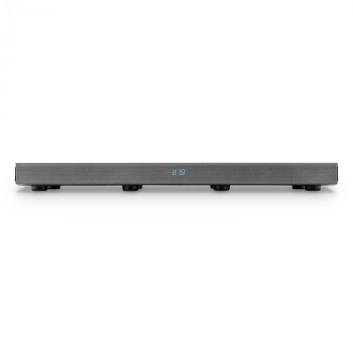 Stealth Bar 70 2.1 soundbase 160 W kosketus bluetooth USB FM AUX kromi metalli