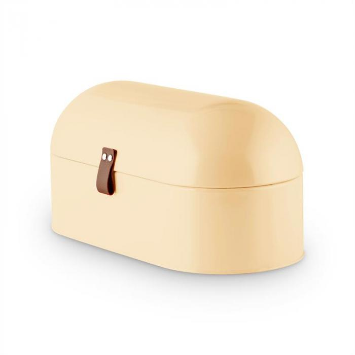Ciabatta Crema 2 Contenitore Per Il Pane 14,5 L Retro Color Crema