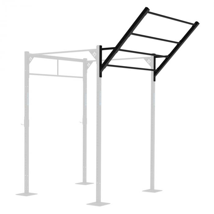 Dominat Edition Monkey Ladder 167 cm Nero