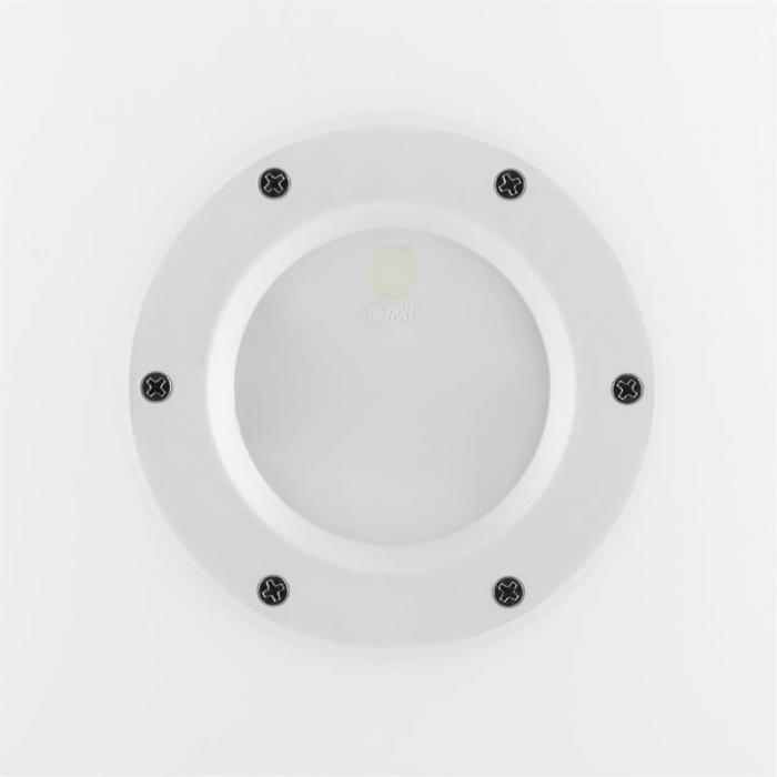Loomy LED-pallovalaisin 50 cm 16 LED RGB akku