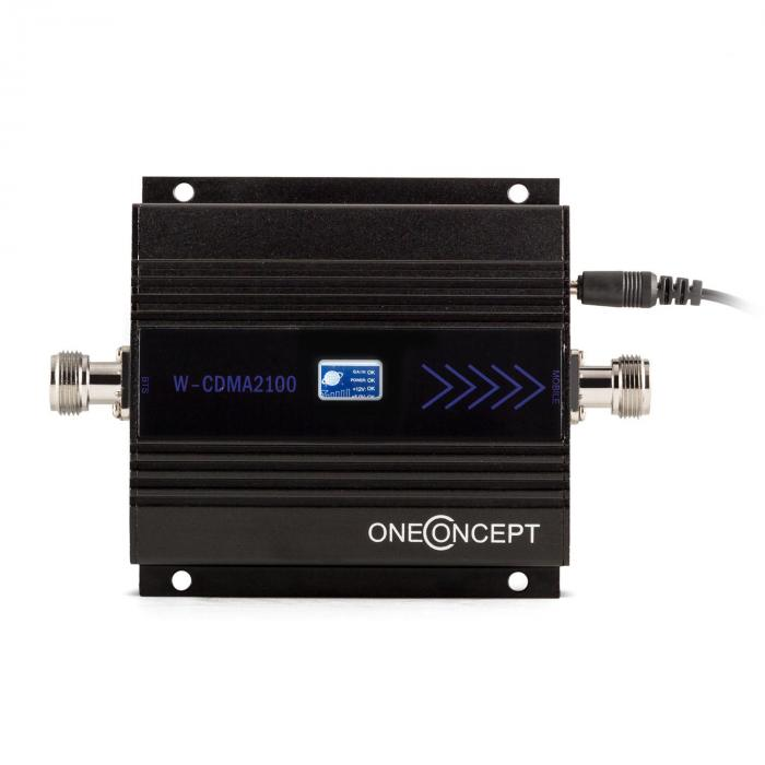 MiniGSMBooster GSM-kännykän singaalin vahvistaja boosteri 100 m²
