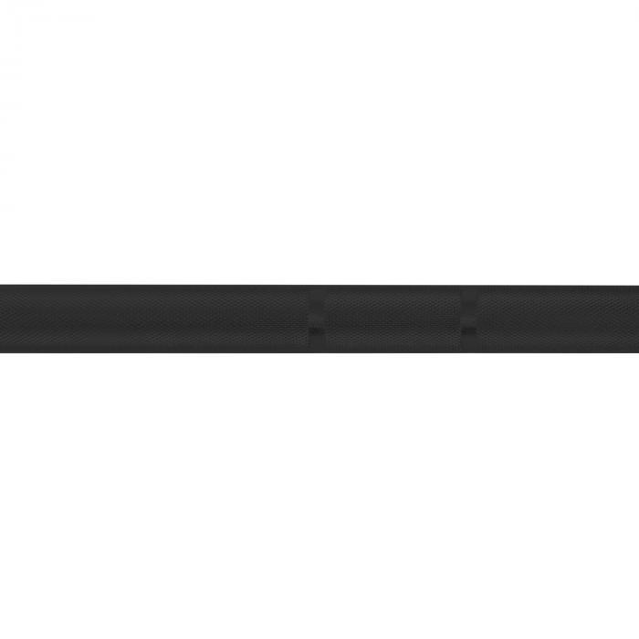 Bearbar olympiatanko levypainotanko musta 20 kg