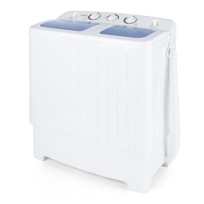 Ecowash XL Waschmaschine 4,2 kg Schleuder 3 kg