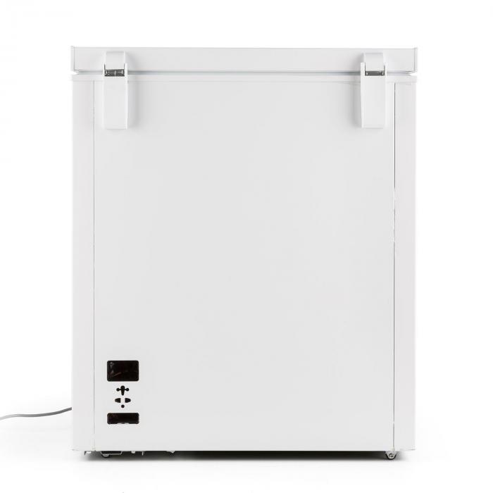 Iceblokk arkkupakastin 145 l 188 kWh/vuosi A+ valkoinen