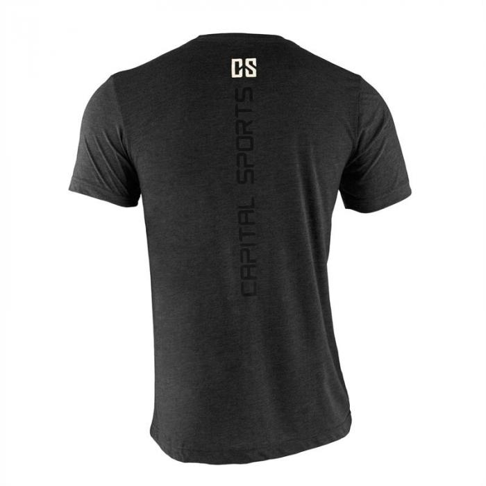 Trainings-T-Shirt Uomo Size XL Nero