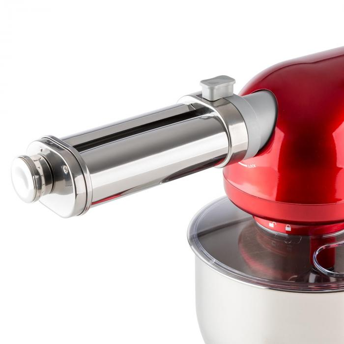 Lucia Pasta 15 Macchina per la pasta 1,5 mm Estensione Acciaio Inox