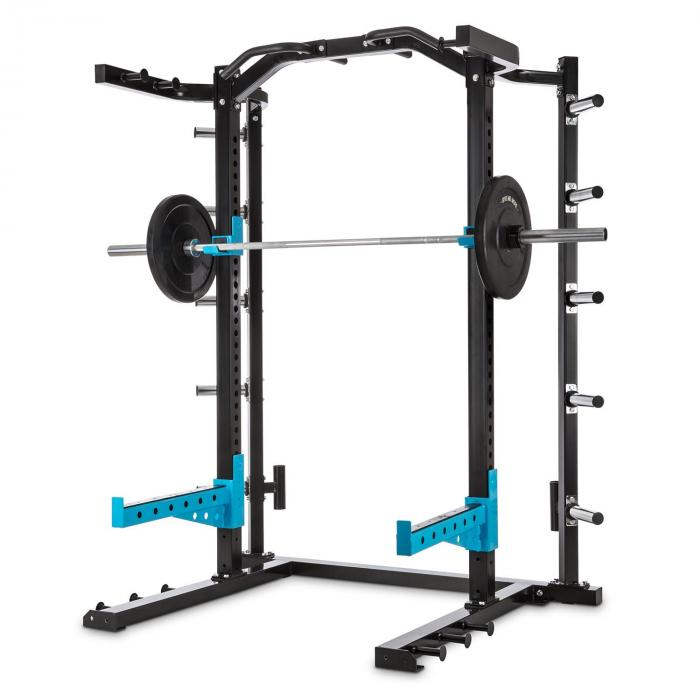 CAPITALS SPORTS Amazor H Rack Safety Spotter J-Cups Acciaio
