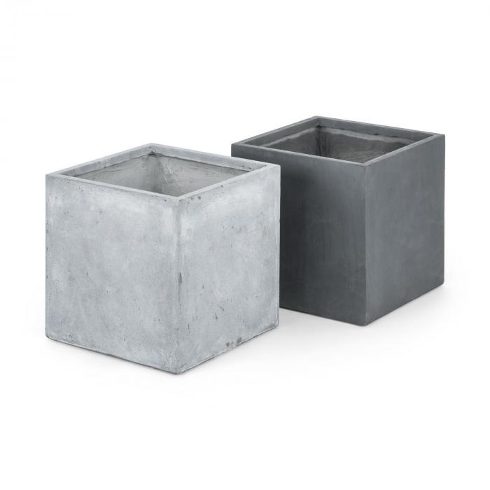 solidflor pflanzk bel pflanzgef 50x50x50 cm fiberton. Black Bedroom Furniture Sets. Home Design Ideas
