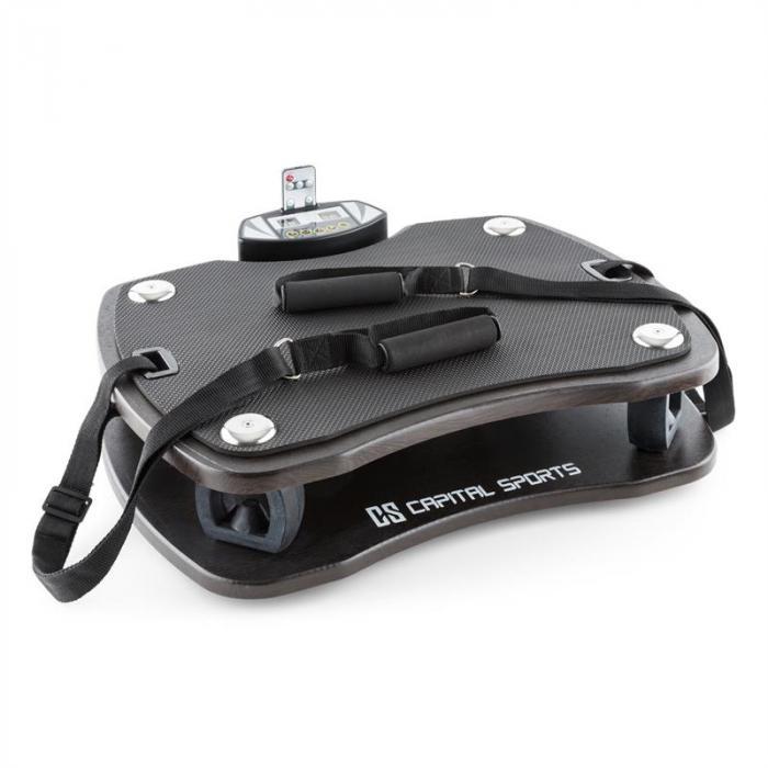 Vibbro Vibrationstrainer Trainingscomputer max. 100 kg