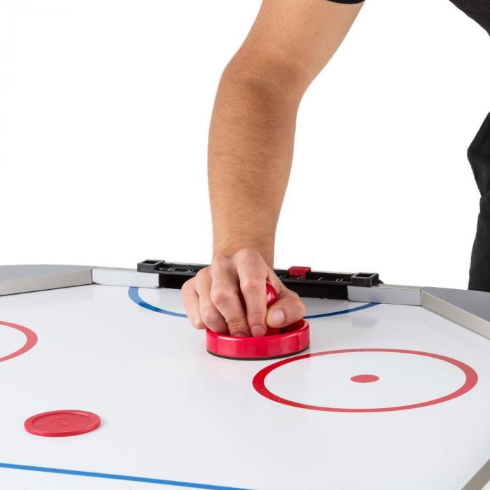"Arctic Thunder Airhockey-bord 7"" 80x90x190 cm (BxHxT) silver"