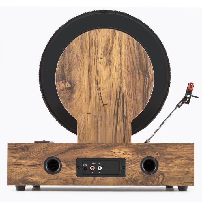 Verticalo S Giradischi Retro Design Piatto verticale USB MP3 Line