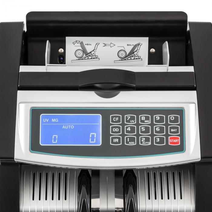 Buffett Geldscheinzähler Mengenzähler UV-Prüfung magnetische Erkennung IR-Prüfung