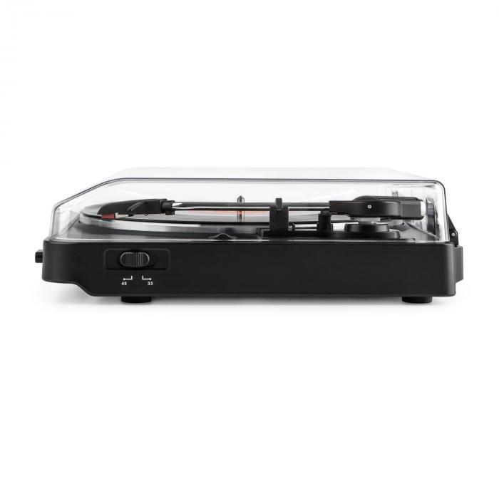 TT-30 BT levysoitin bluetooth-lähetin linjaulostulo RCA-USB-adapteri musta
