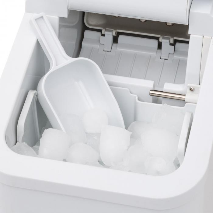 Lannister Ice Cube Maker Ice Cube Machine 10 kg / 24 h White