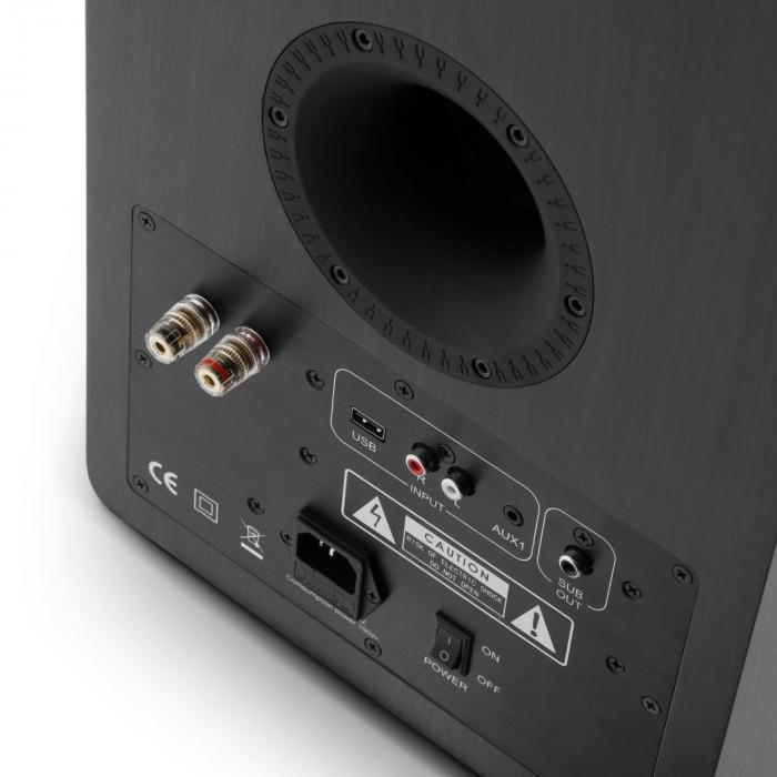 Retrospective 1978 Active – Sistema Attivo Altoparlanti Bluetooth nero