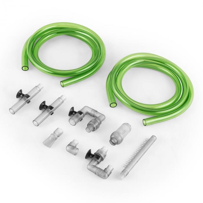 6UVL akvaariosuodatin ulkosuodatin 6W 4-portainen suodatin 400 l/t