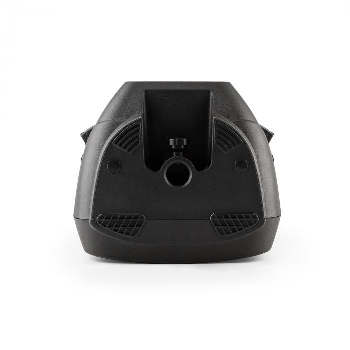 "AP800 high end 10"" passiivikaiutin 200 W 35 mm jalustalaippa musta"