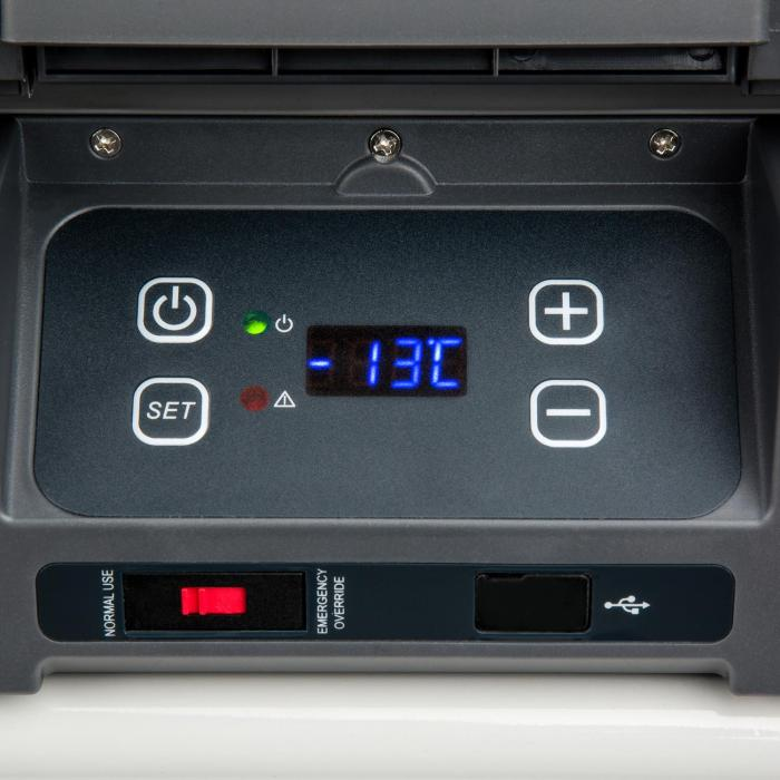 Survivor 50 Borsa Termica Portatile 50L | da -22 a 10°C AC/DC