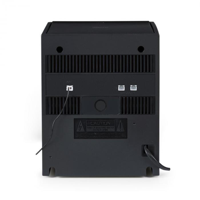 MC-20 DAB stereolaitteisto DAB+ bluetooth kaukosäädin hopea