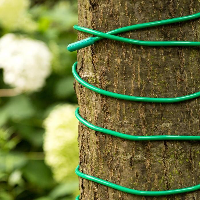 Greenwire 12m kasvien lämmitysjohto pakkassuoja kasvienlämmitin 60W IP44