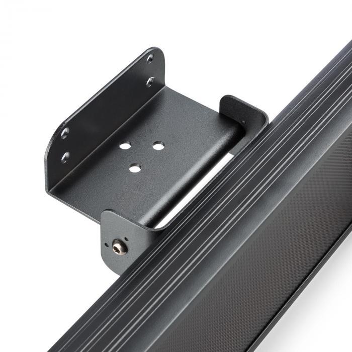 Nitro Radiatore da Terrazza a Infrarossi Tubi in Oro 1500W IP55 Alluminio
