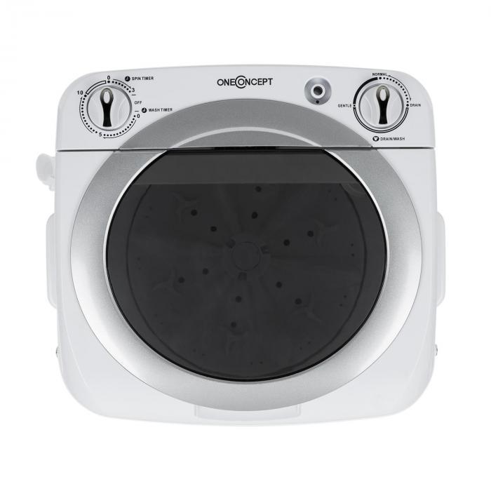 ecowash deluxe 7 machine laver de camping 7kg 350w fonction essorage 7 kg electronic star fr. Black Bedroom Furniture Sets. Home Design Ideas