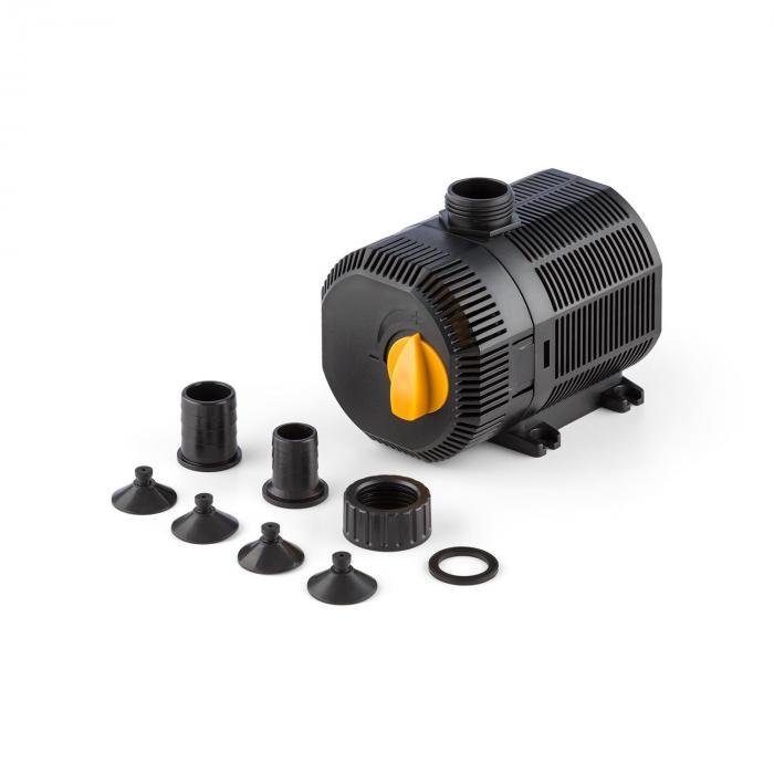 Nemesis T45 vijverpomp 45W vermogen 2,5m drukhoogte 2700l/h doorstroming