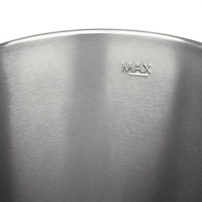 Maischfest Contenitore di Fermentazione 30 litri Tubi Acciaio Inox 304