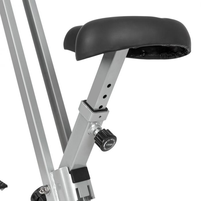 CB Coup 2-in-1 MountainClimber & X-Bike korkeussäädettävä taitettava