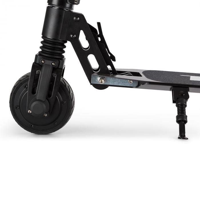 Sc8ter Elektro-Scooter opvouwbaar 250W tot 28 km/h zwart