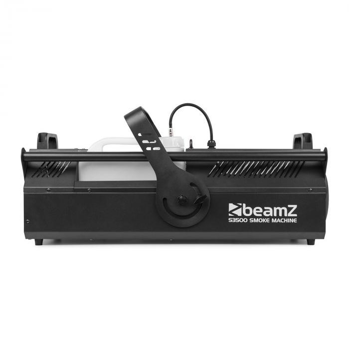 S3500 maszyna do wytwarzania mgły 3500W DMX 1.217 m³/min. 10 l zbiornik