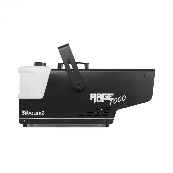 Rage 1000 Schneemaschine 1000W 2l Tankvolumen