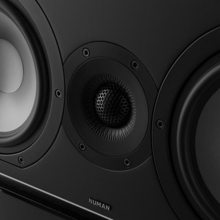 Reference 851 5.1 äänijärjestelmä harmaa tammi sis. suojuksen musta