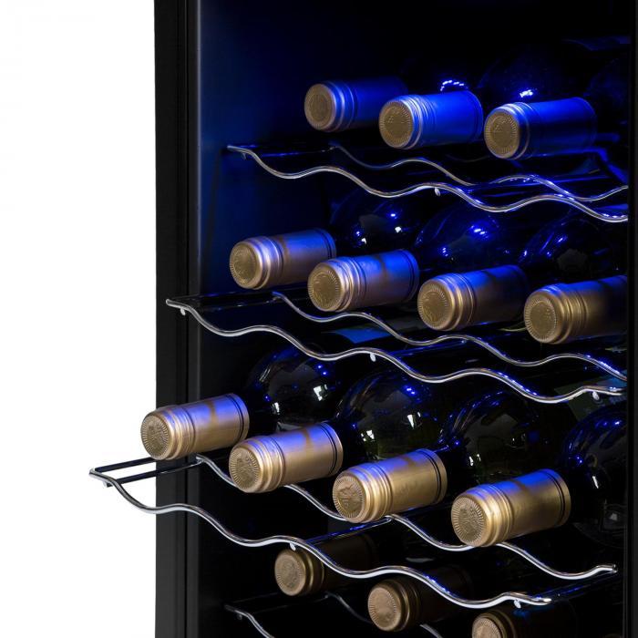 HEA-MKS-1 Cantinetta vino 16 bottiglie 48L
