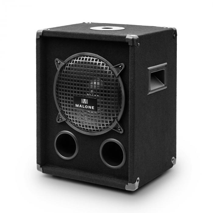 passiv pa subwoofer aunapw 1010 sub 25cm 600w 25 cm 10. Black Bedroom Furniture Sets. Home Design Ideas