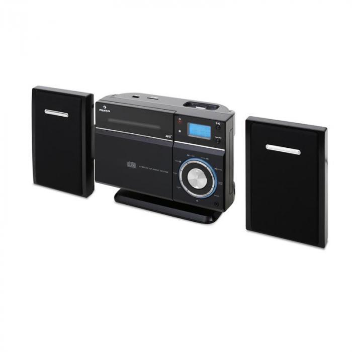 VM-192i dock para iPhone-iPod CD USB SD MP3