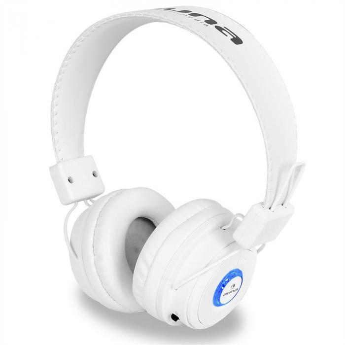 ... DBT-1 Bluetooth-hörlurar batteri handsfree vit ... 2f15142cc113f
